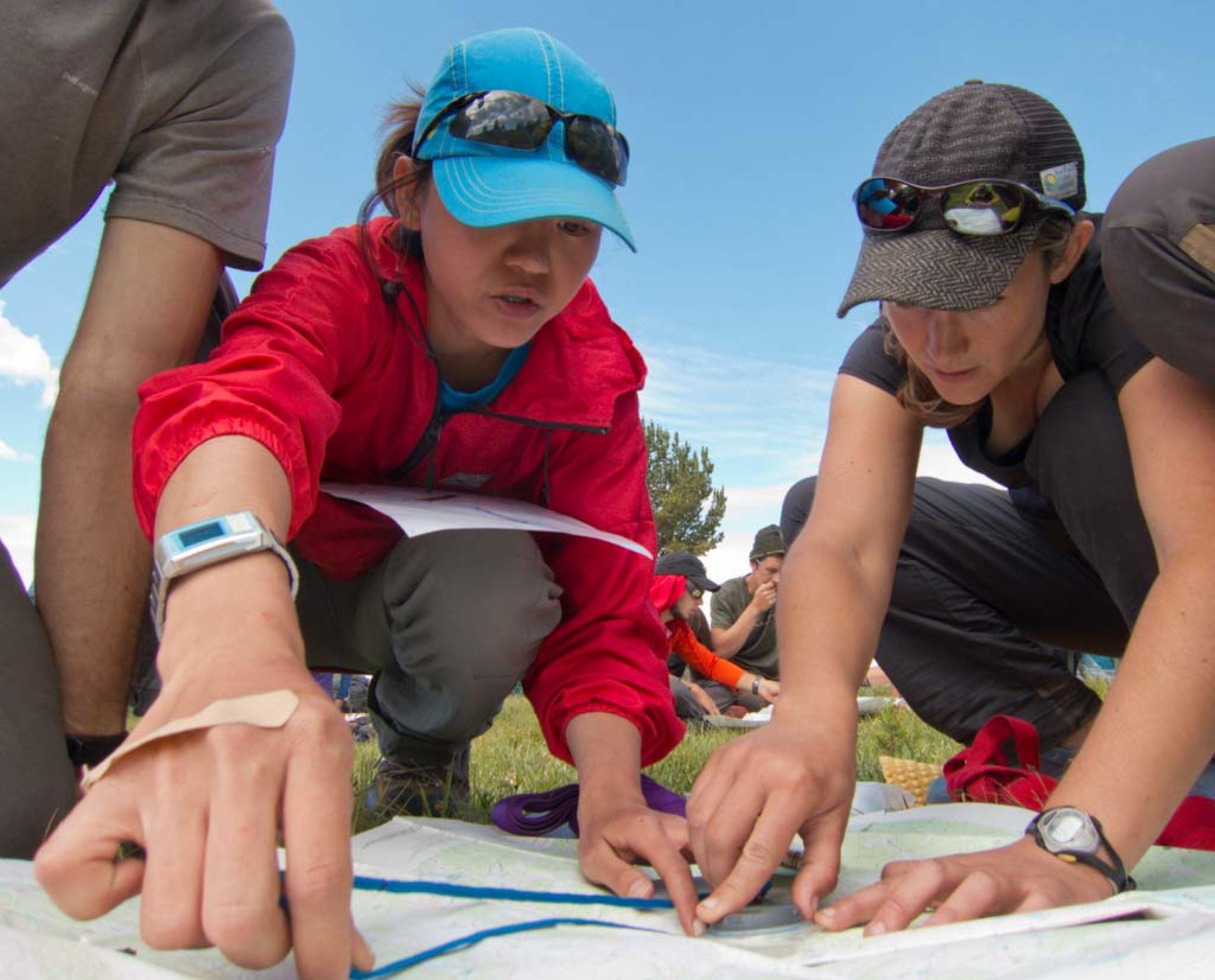 Summer Program - Hiking | NOLS Summer Semester in the Rockies
