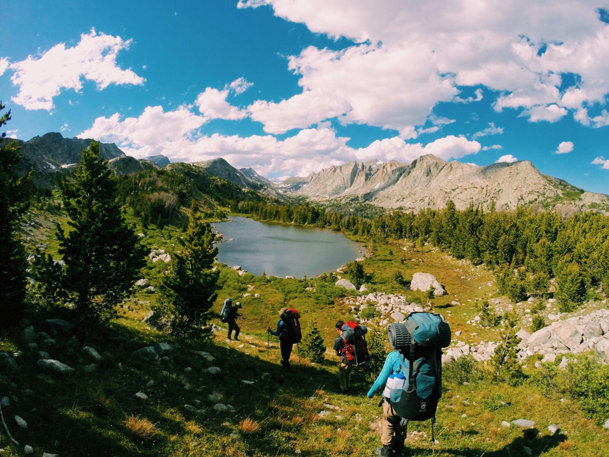 Summer Program - Rock Climbing | NOLS Summer Semester in the Rockies