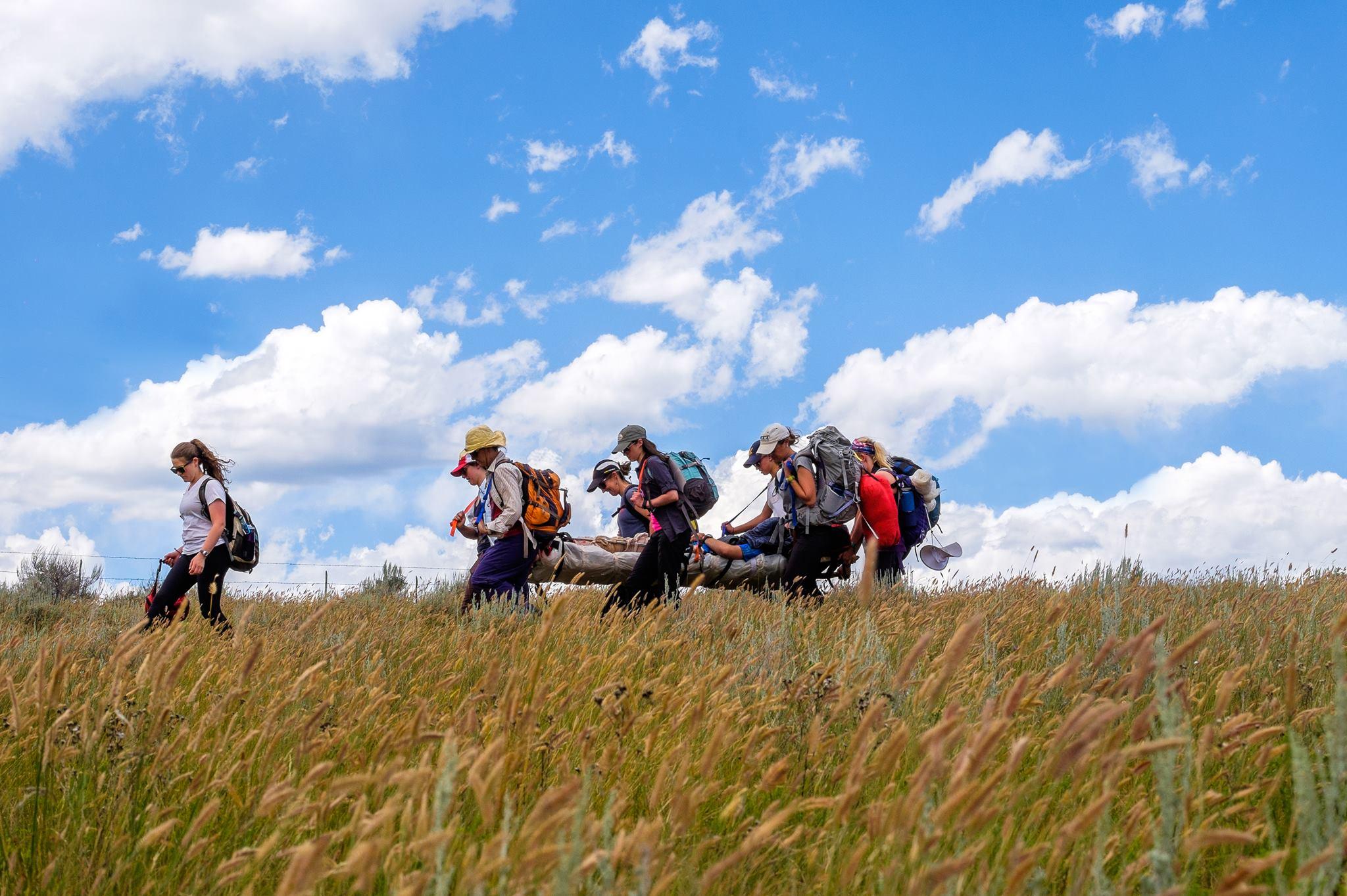 Summer Program - Environmental Conservation | NOLS Wilderness Advanced First Aid (WAFA)