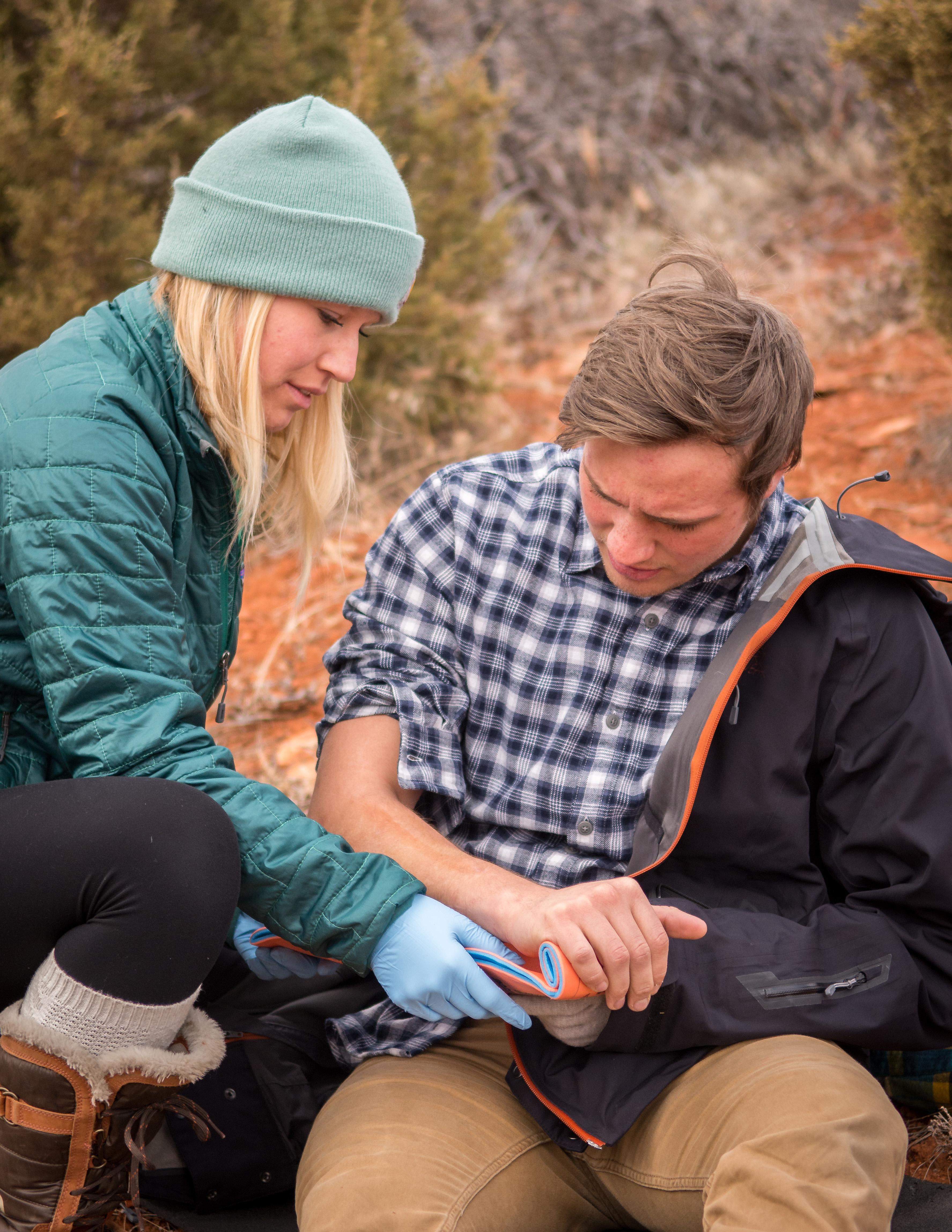 Business - Adventure/Trips | NOLS Wilderness First Aid (WFA)