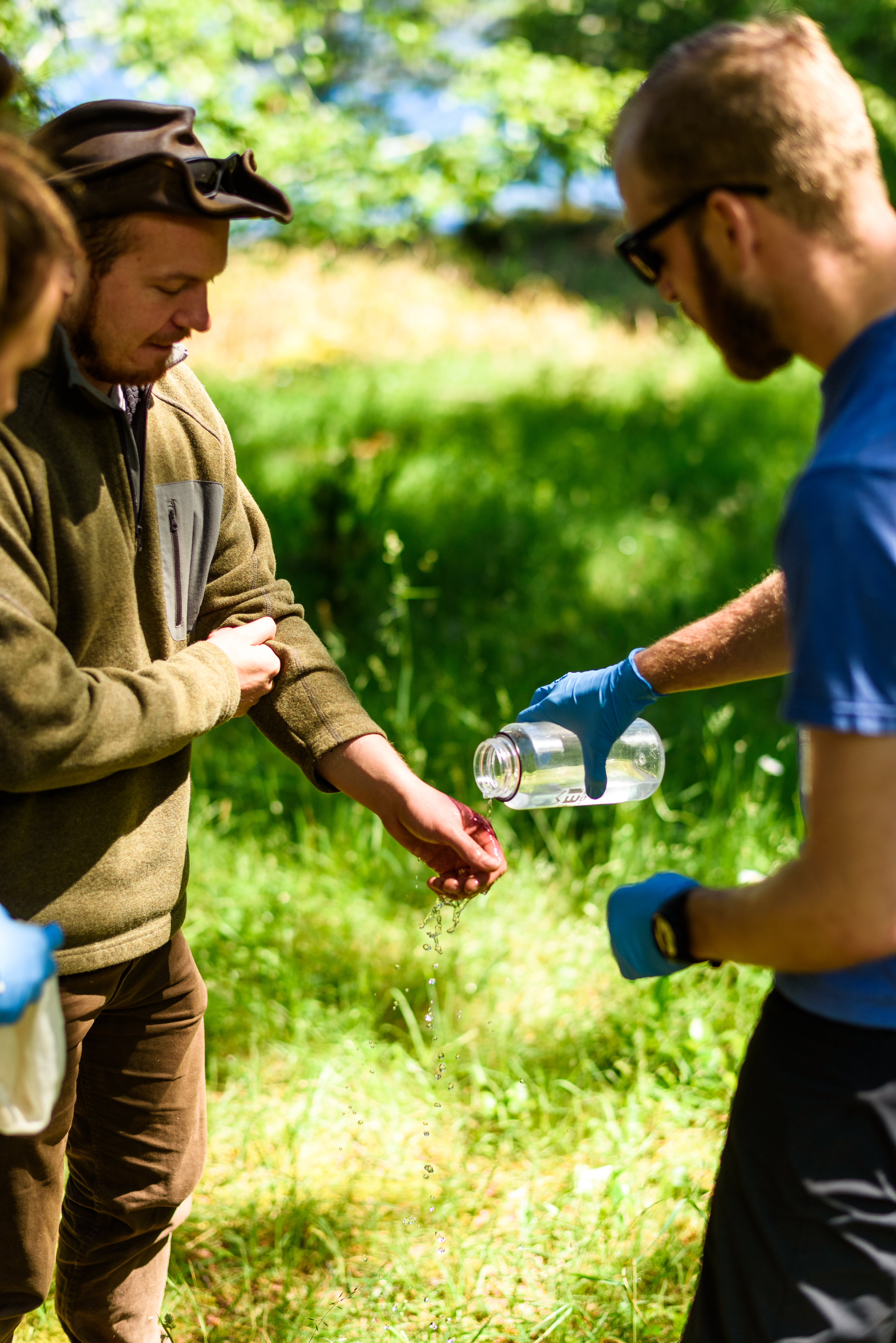 Business - First Aid/CPR | NOLS Wilderness First Aid (WFA)