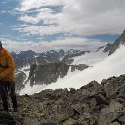 Summer Program - Hiking | NOLS Wind River Mountaineering