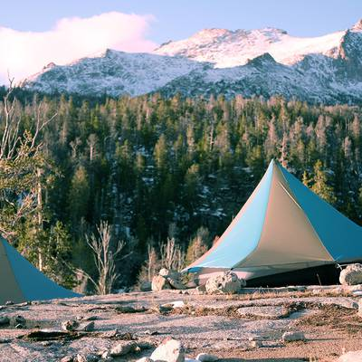 Summer Program - Environmental Conservation | NOLS Wind River Service Expedition