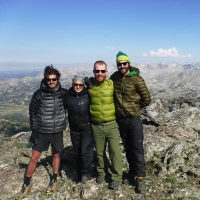 Summer Program - Hiking | NOLS Wind River Service Expedition