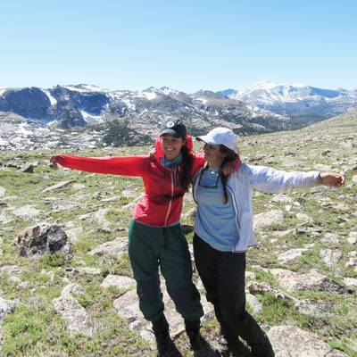 Gap Year Program - NOLS Wind River Wilderness – 18 to 22 Only  2