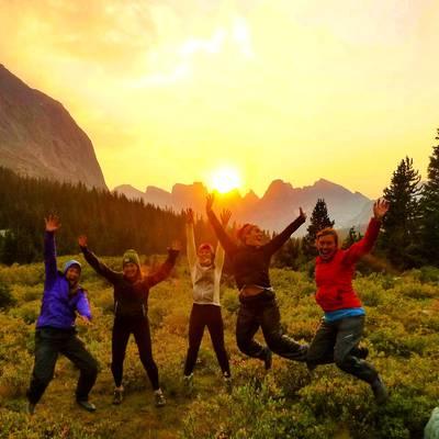 Gap Year Program - NOLS Wind River Wilderness 18 to 22 Only  3