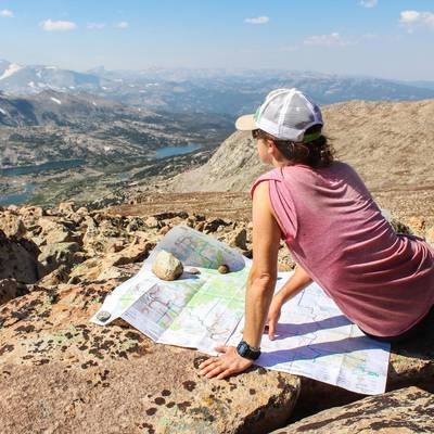 Summer Program - Hiking | NOLS Wyoming Backpacking Adventure (3 weeks)
