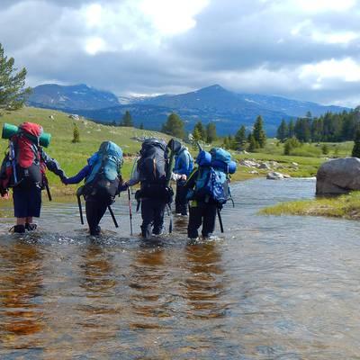 Summer Program - Hiking | NOLS Wyoming Backpacking Adventure