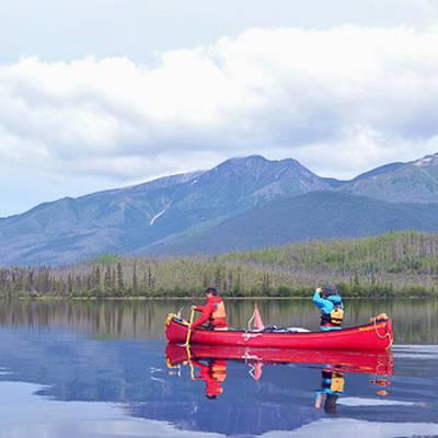 Summer Program - Hiking | NOLS Yukon Backpacking and Wilderness Canoe