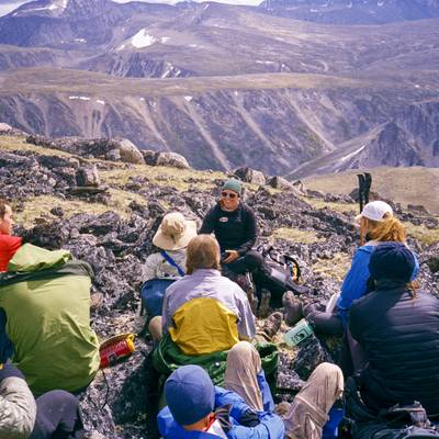 Summer Program - Hiking | NOLS Yukon Backpacking