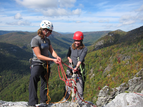 Gap Year Program - North Carolina Outward Bound School  7