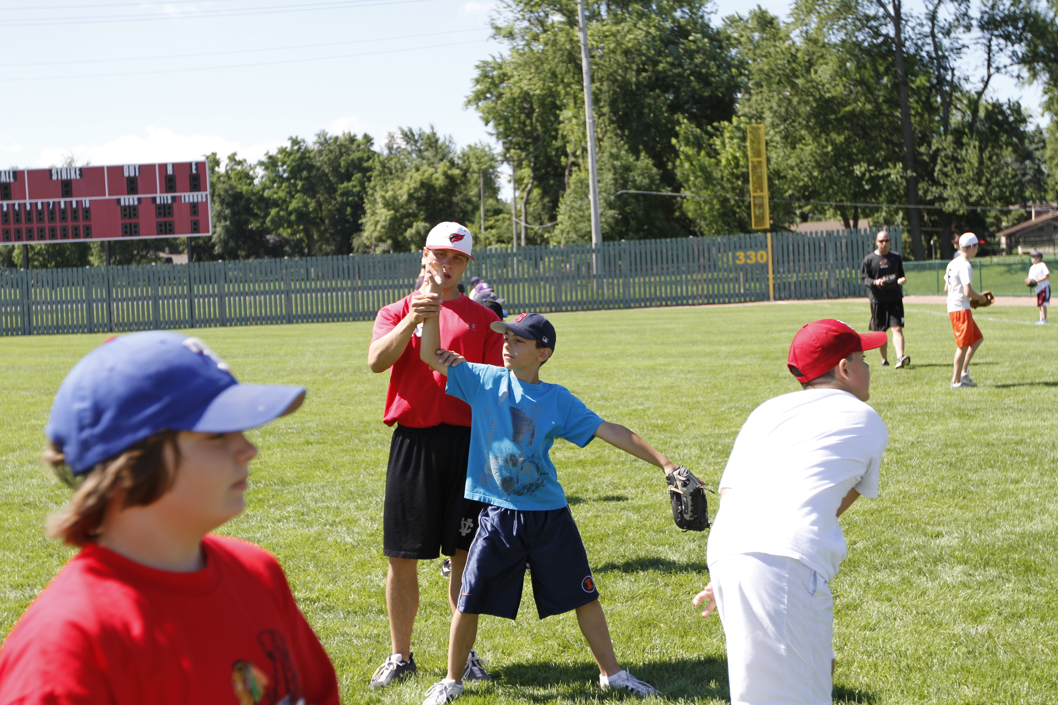 Summer Program - Running | North Central College: Summer Athletic Camps