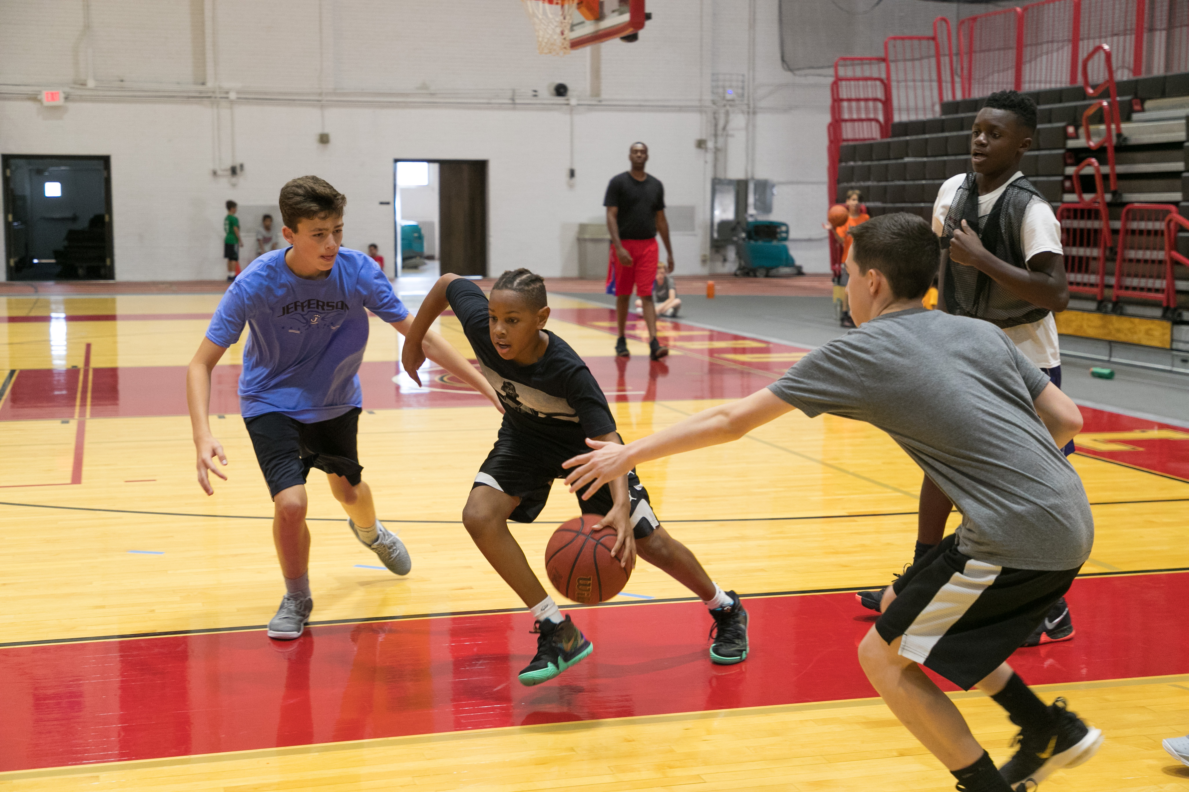 Summer Program - Basketball | North Central College: Summer Athletic Camps