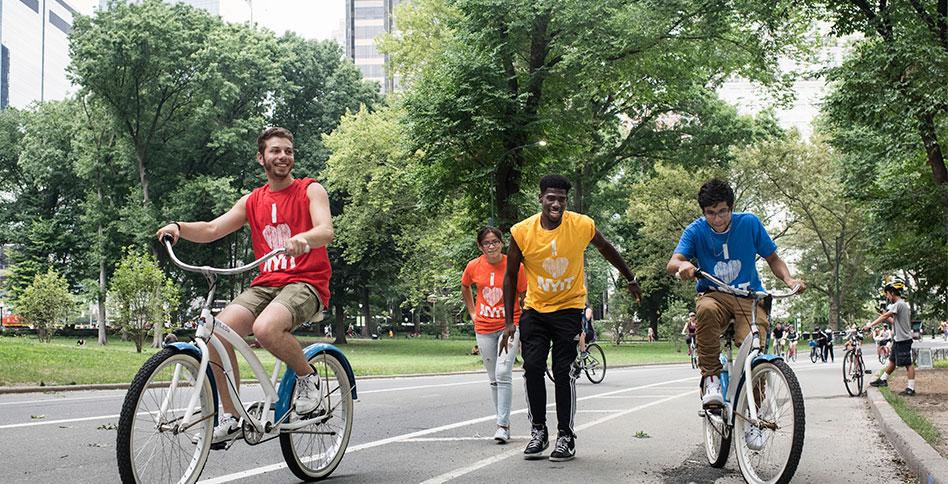 Summer Program - Technology | NYIT Academy Summer 2017