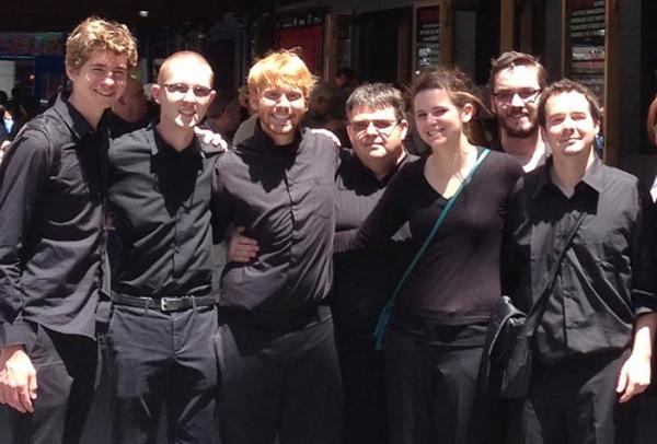 Summer Program - Music | NYU Broadway Percussion Seminar