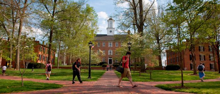 College - Ohio University  1