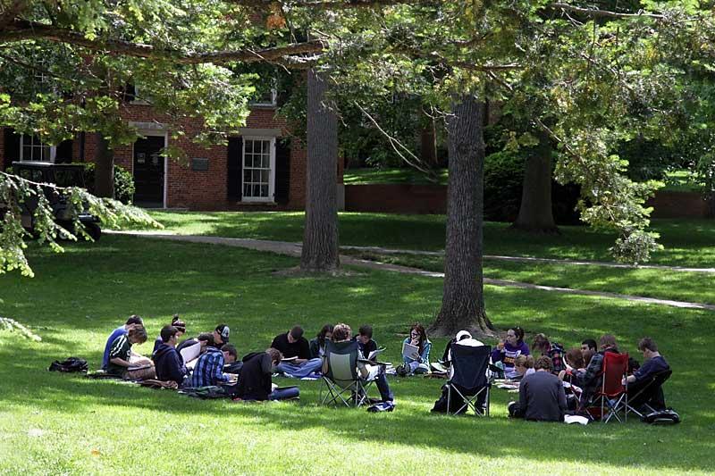 College - Ohio University  6