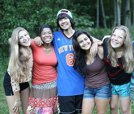 Summer Program - Canoeing | Odyssey Teen Camp