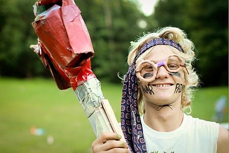 Summer Program - Traditional Camp | Odyssey Teen Camp