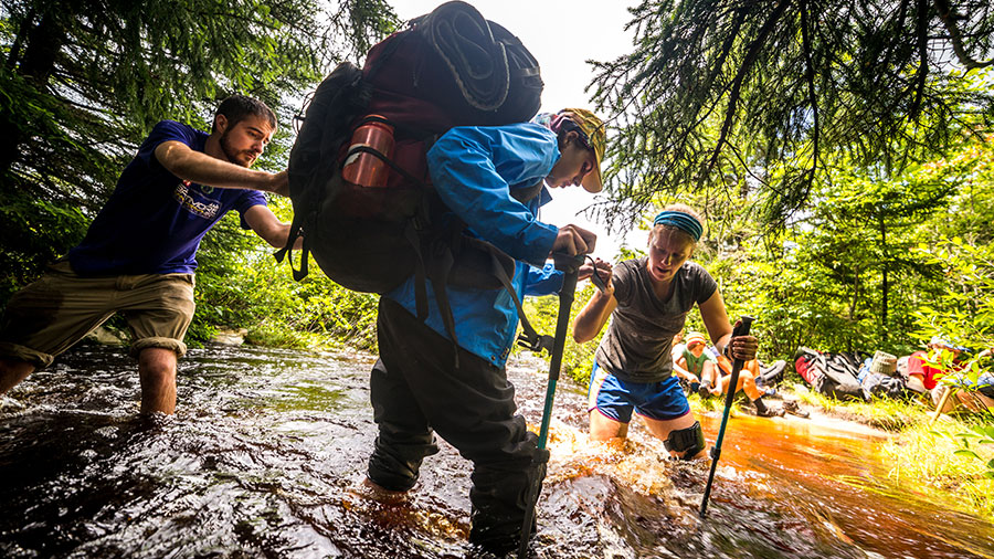 Summer Program - Kayaking | Outward Bound