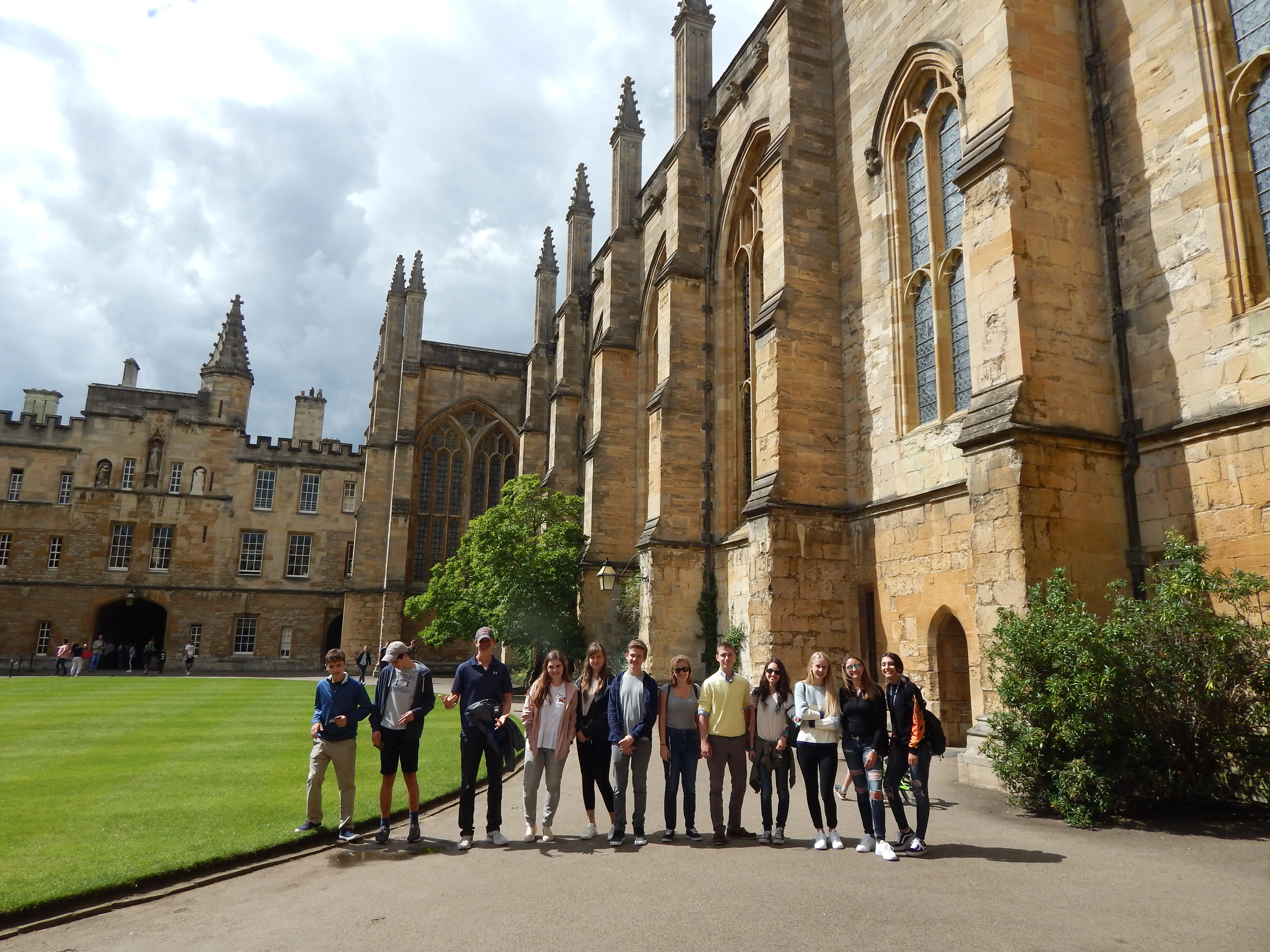 Summer Program - Communications | Oxbridge Academic Programs
