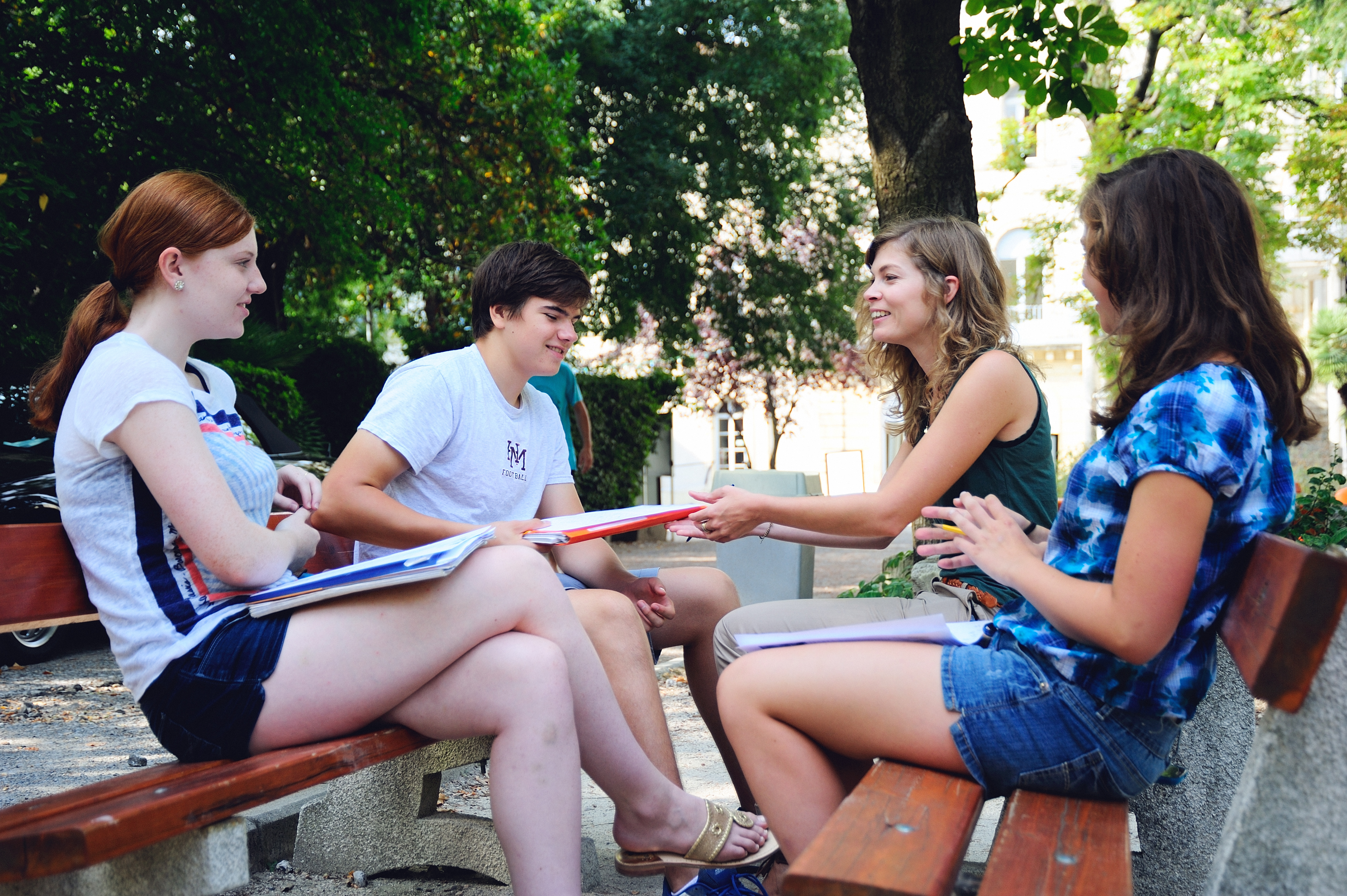 Summer Program - Enrichment | Oxbridge Academic Programs