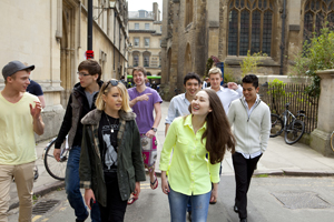 Gap Year Program - Oxford Advanced Studies Program (OASP)  1