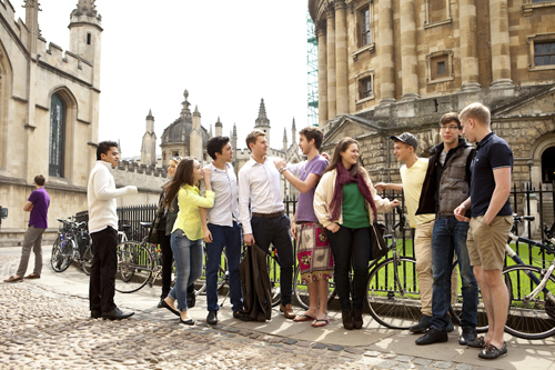 Gap Year Program - Oxford Advanced Studies Program (OASP)  4