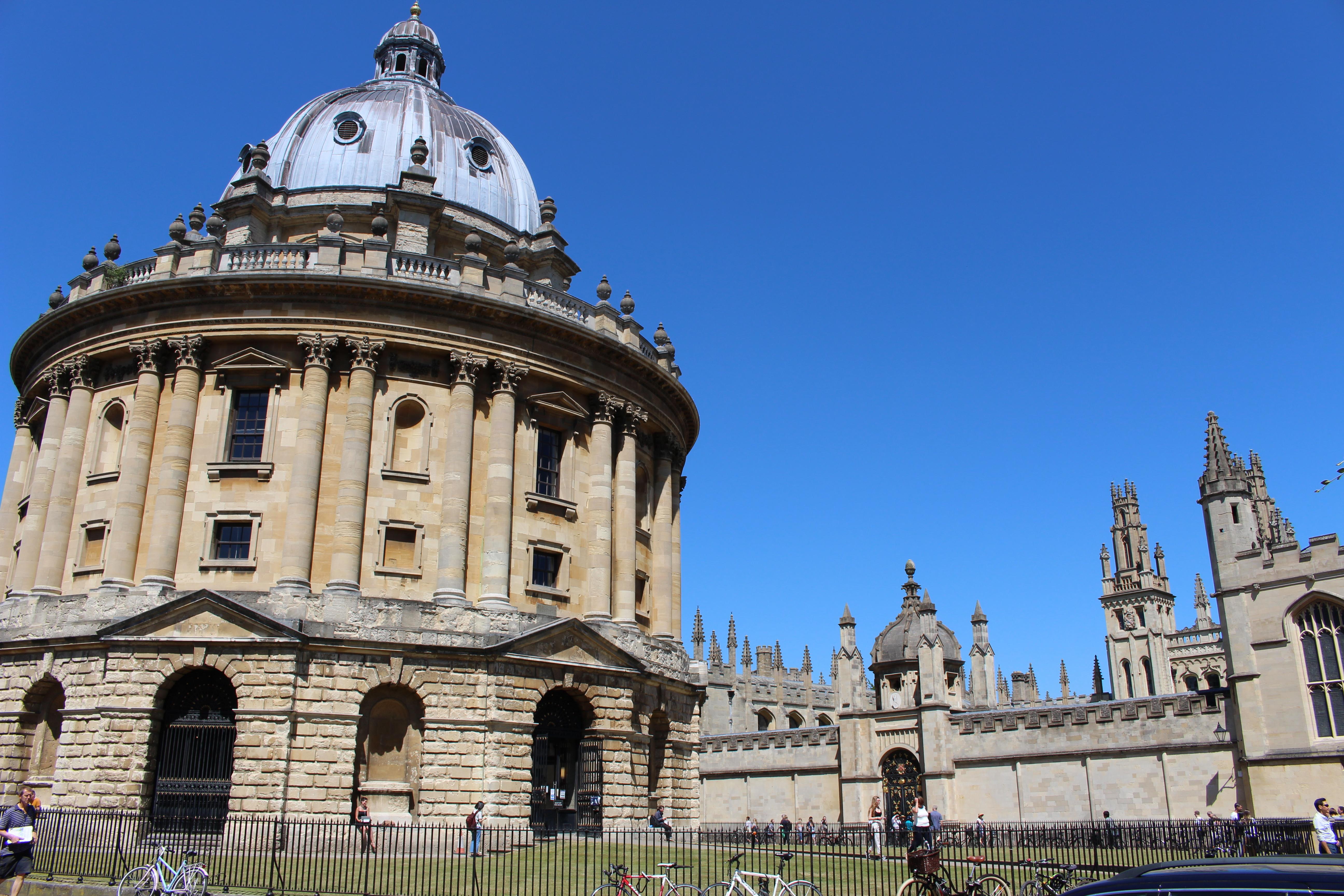 Gap Year Program - Oxford Sixth Form College Gap Year Programme  2