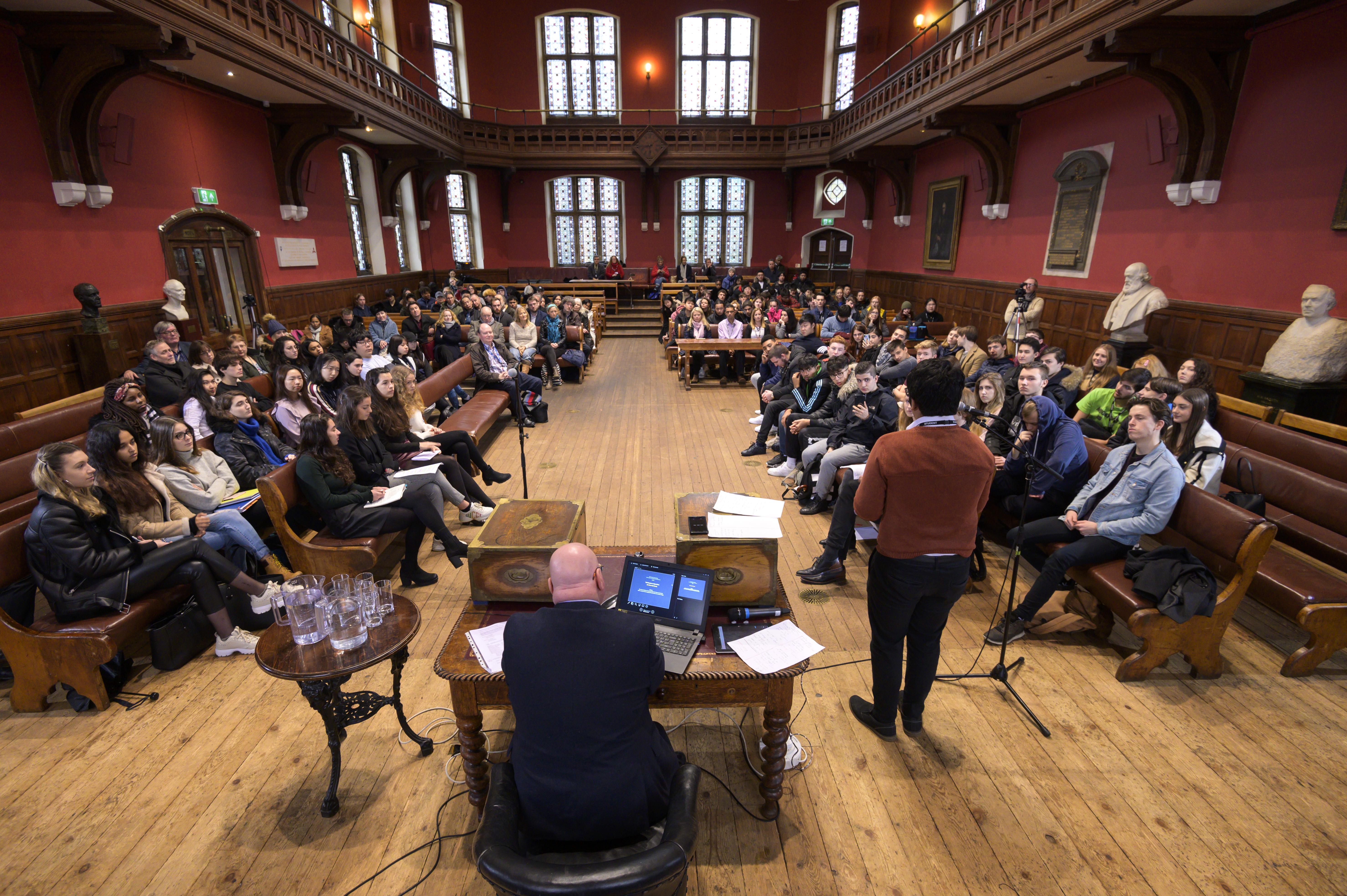 Gap Year Program - Oxford Sixth Form College Gap Year Programme  5