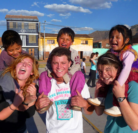Summer Program - Adventure/Trips | Pacific Discovery: Summer Programs Abroad