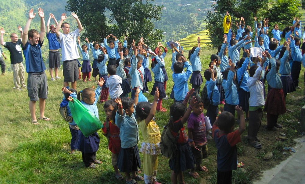 Gap Year Program - Pacific Discovery: Nepal & Tibet Gap Year Semester  6