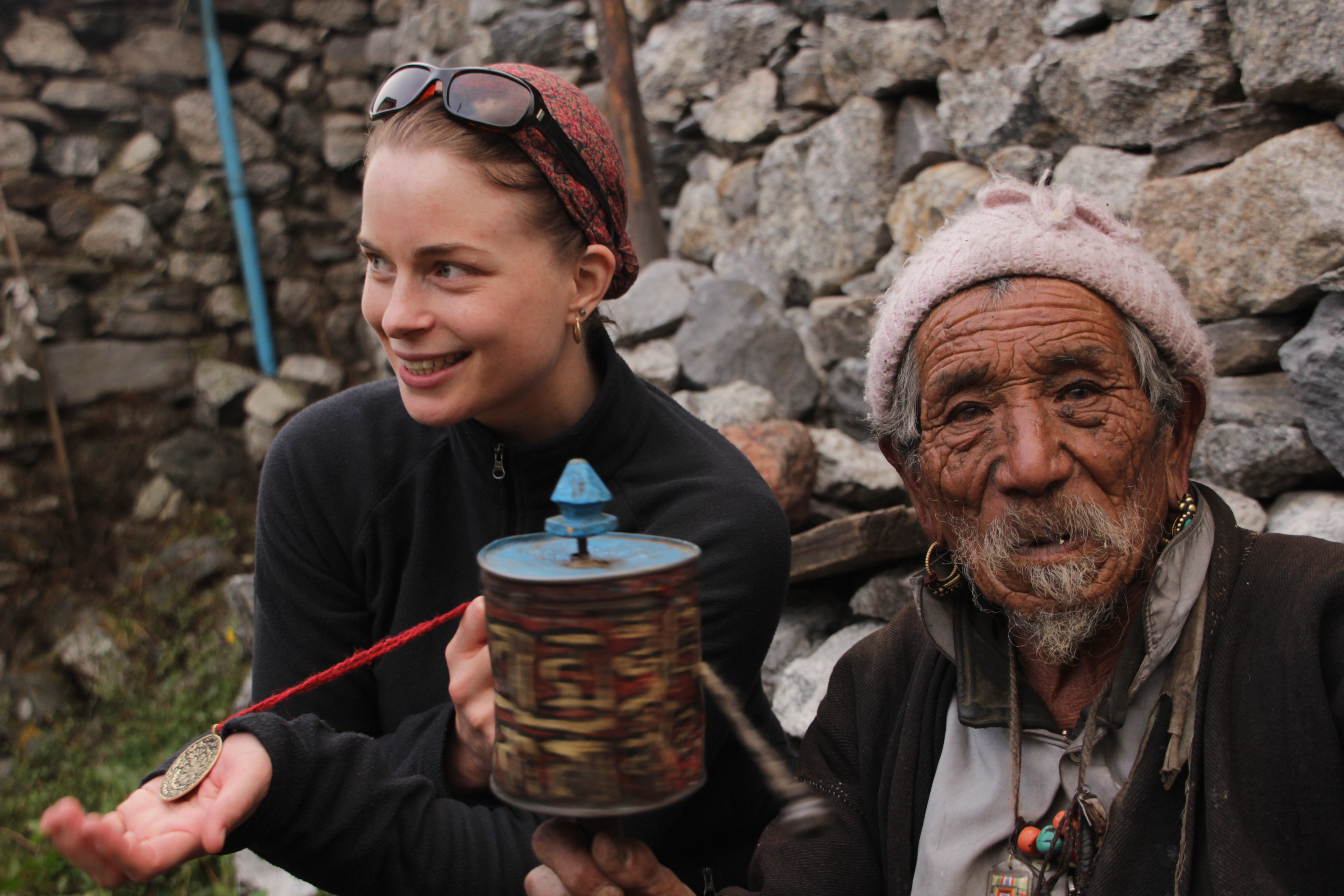 Gap Year Program - Pacific Discovery: Nepal & Tibet Gap Year Semester  8