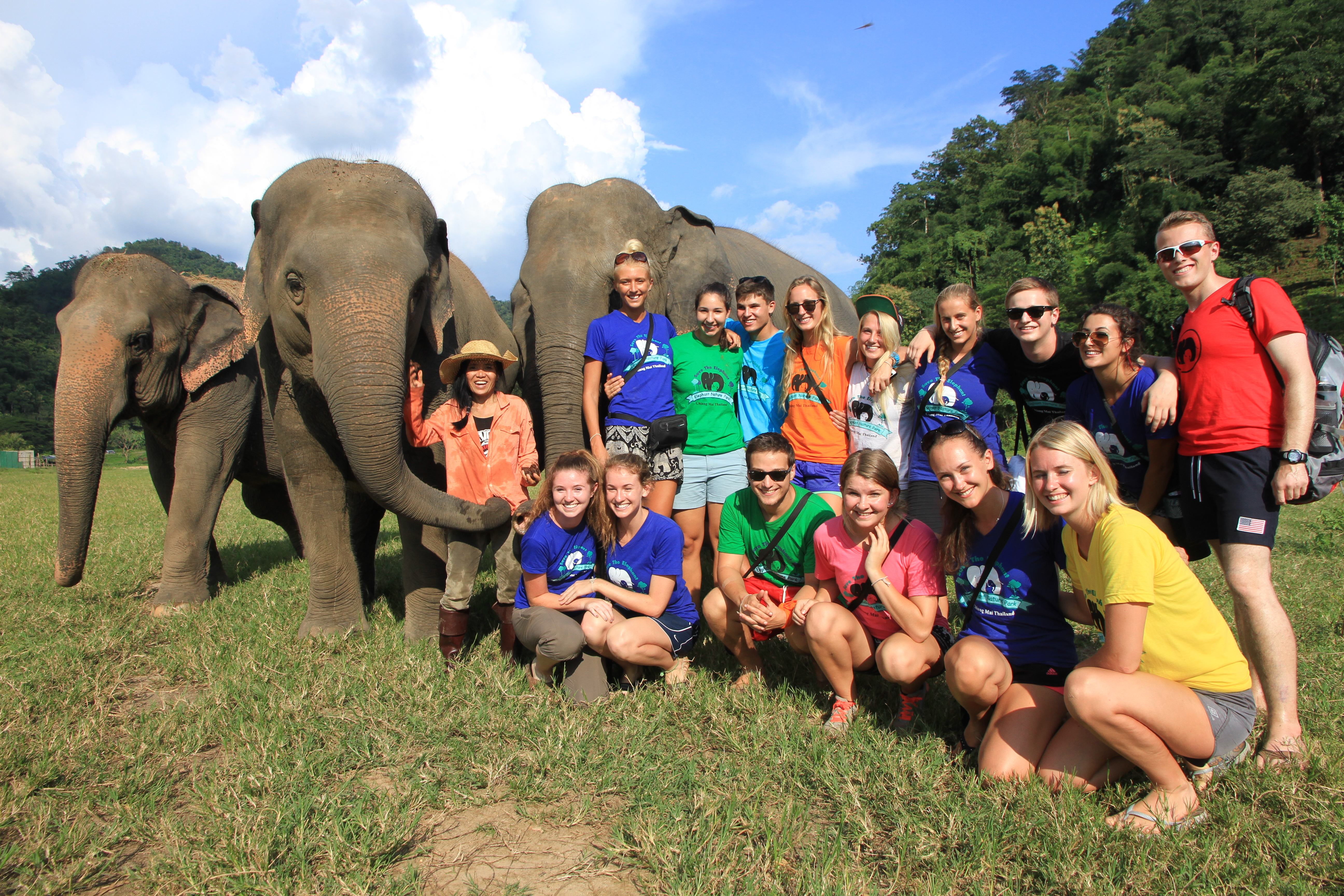 Gap Year Program - Pacific Discovery: Southeast Asia Gap Year Semester  6