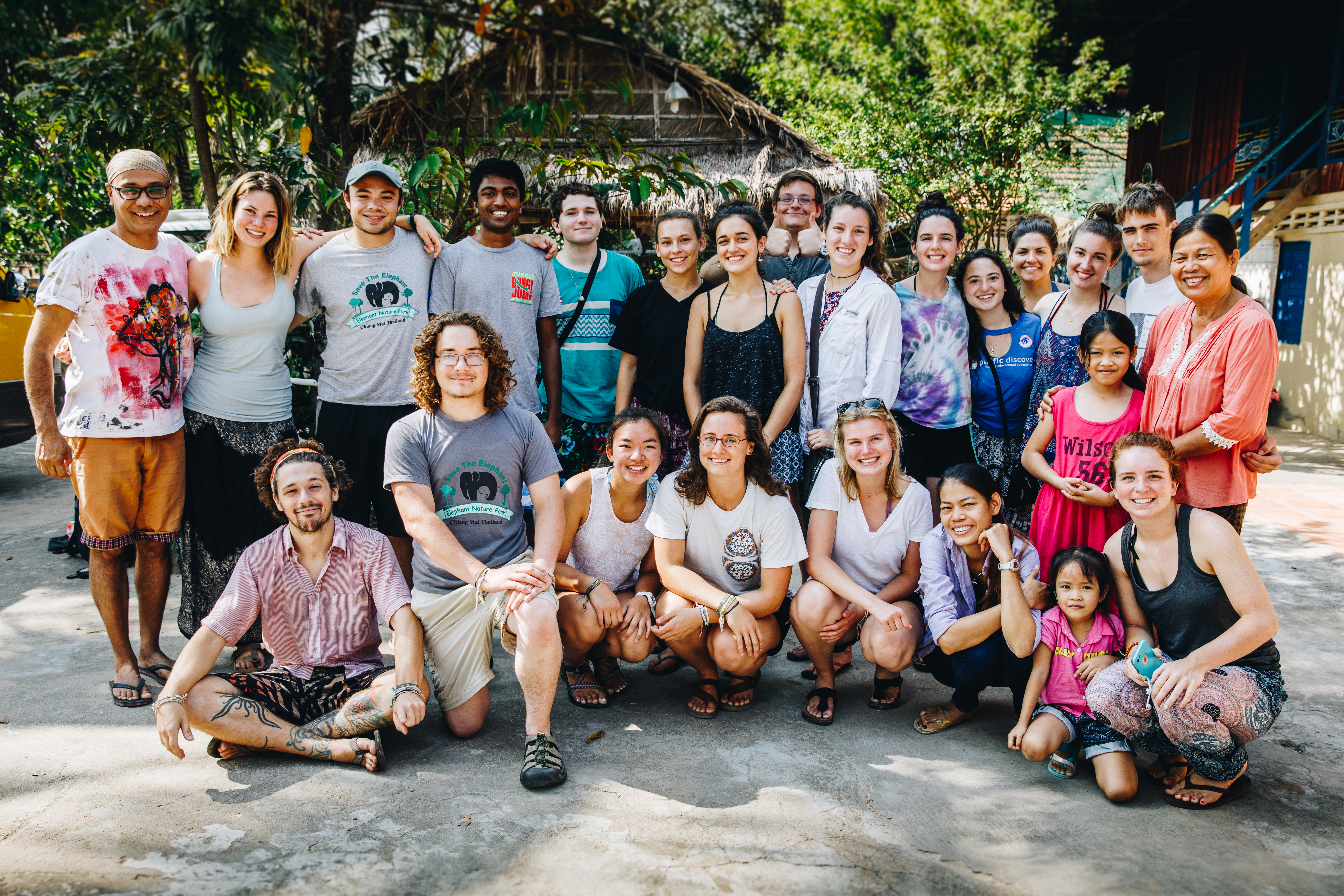 Gap Year Program - Pacific Discovery: Southeast Asia Gap Year Semester  1
