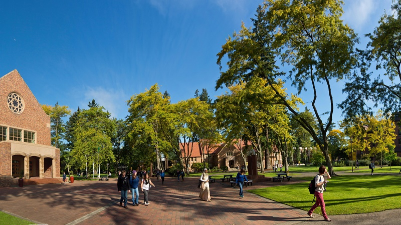 College - Pacific Lutheran University  1