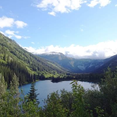 Summer Program - Hiking | NOLS Pacific Northwest Girls Backpacking Adventure