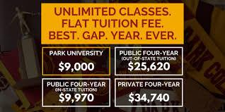 Gap Year Program - Park University Online Gap Year  2