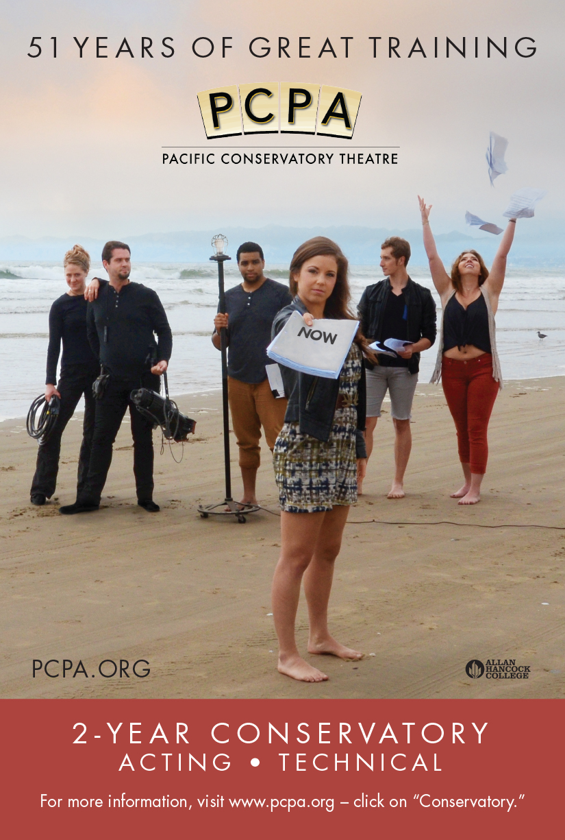College - PCPA: PACIFIC CONSERVATORY THEATER - Theatre Summer Camps & Year-Round Acting and Technical Theatre Training  1