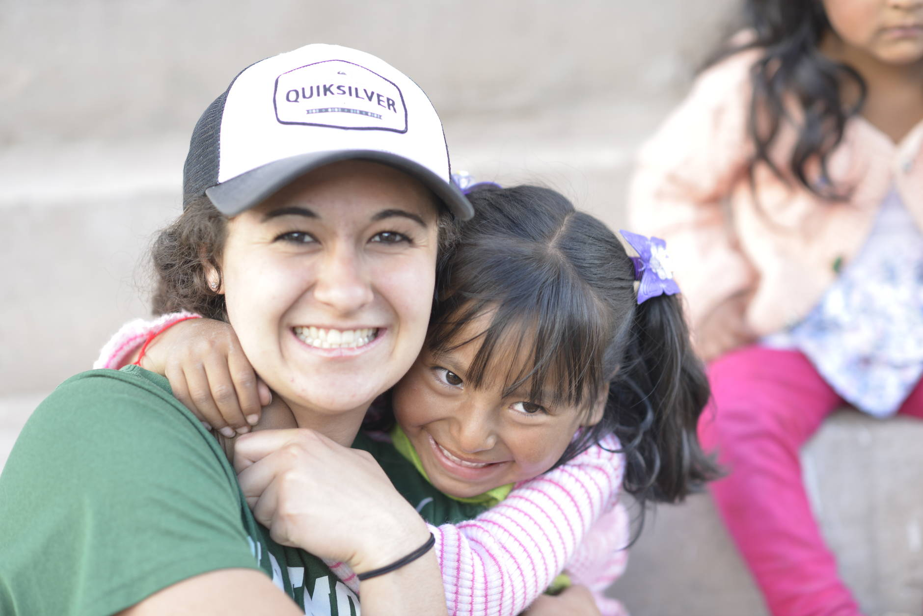Summer Program - Mentoring | United Planet's Peru Summer Teen Volunteer Opportunities