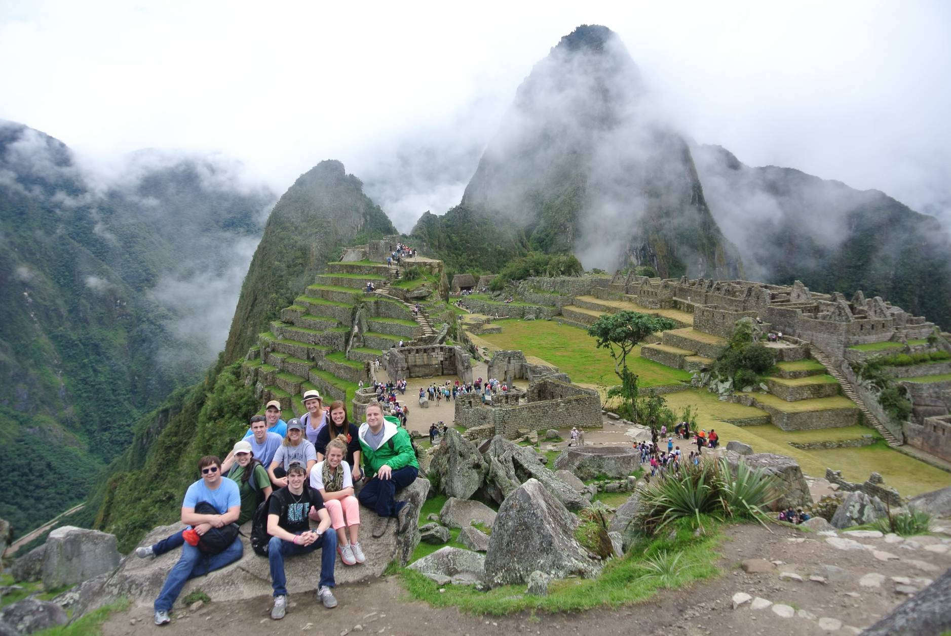 Summer Program - Leadership | United Planet's Peru Summer Teen Volunteer Opportunities