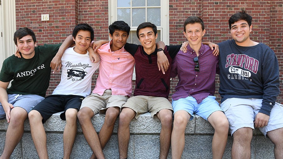 Summer Program - Middle School | Andover Summer at Phillips Academy