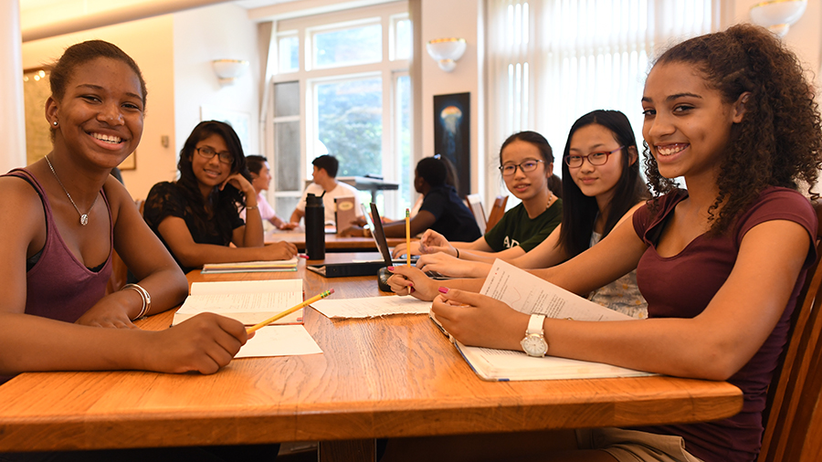 Summer Program - College Experience | Andover Summer at Phillips Academy