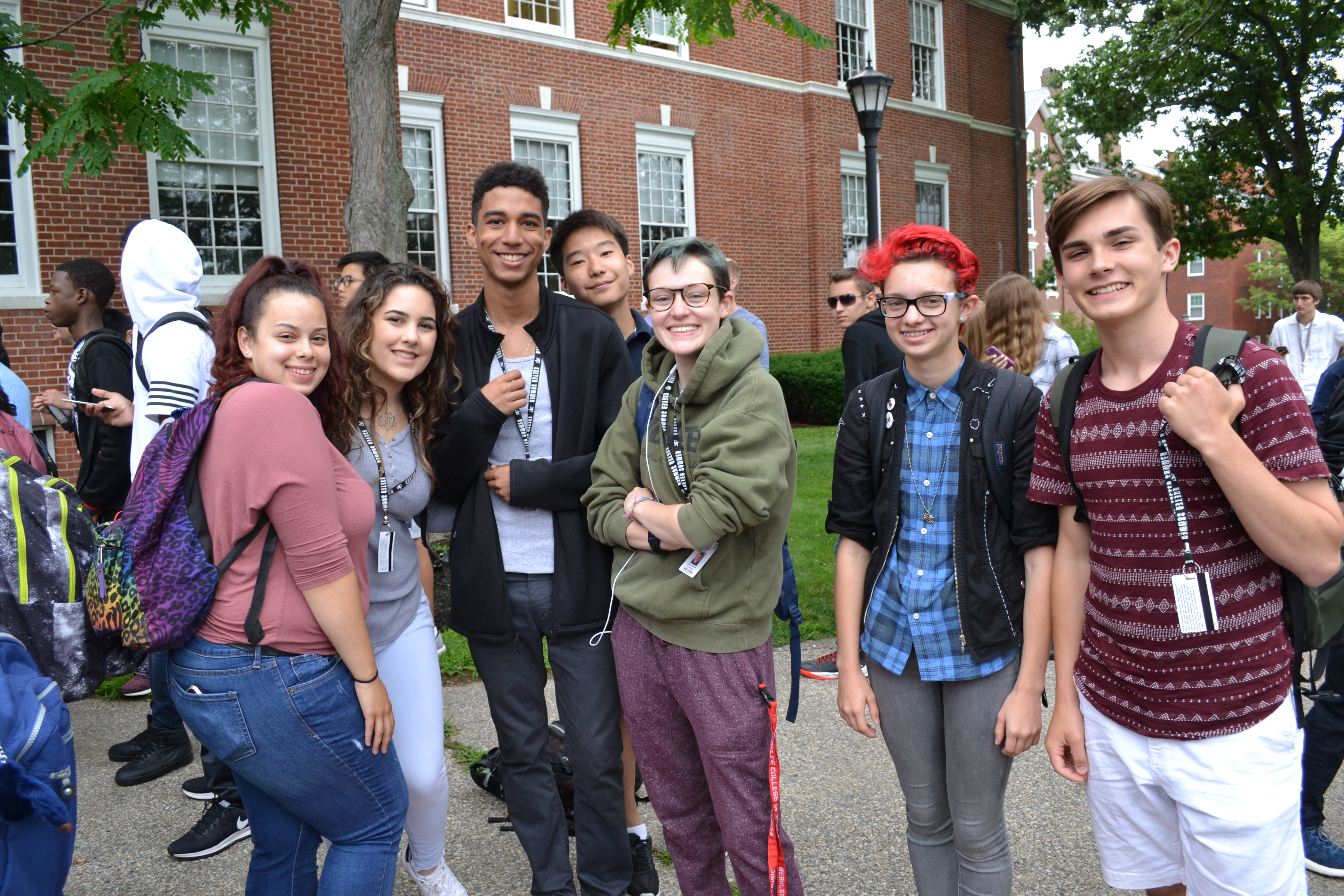 Summer Program - College Experience | Phillips Exeter Academy: Exeter Summer - Upper School Program