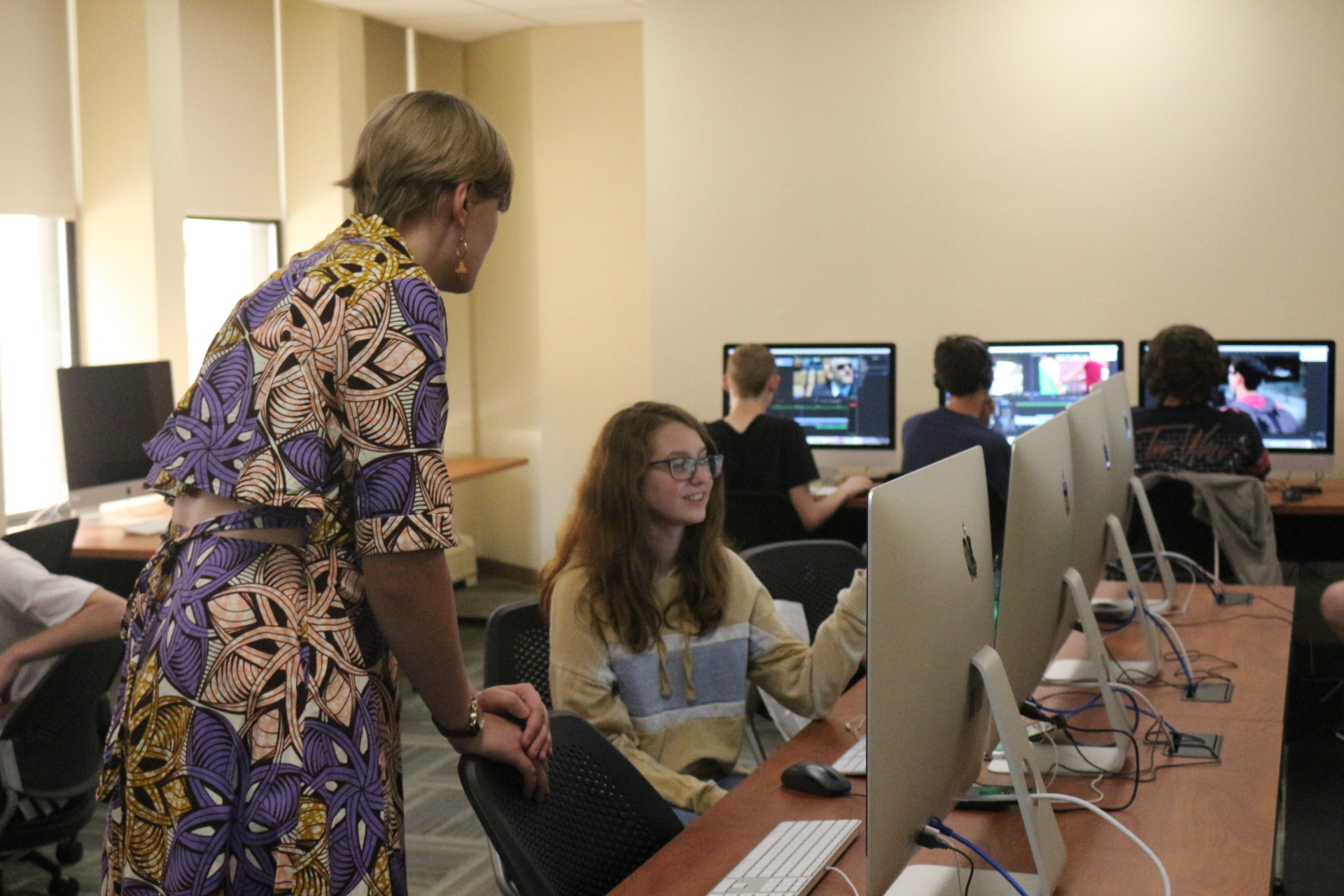 Summer Program - Multi-Arts | Point Park University: Cinema Editing Intensive