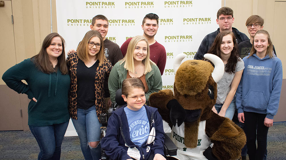 Summer Program - Pre-College | Point Park University Teen Summer Programs