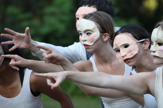 Summer Program - Theatre Arts | Powerhouse Theater Training Program at Vassar College