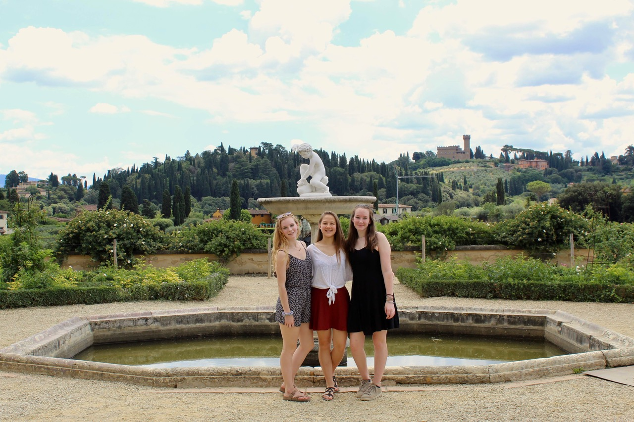 Summer Program - College Courses | Pre-College at CET Florence: Intensive Italian Language