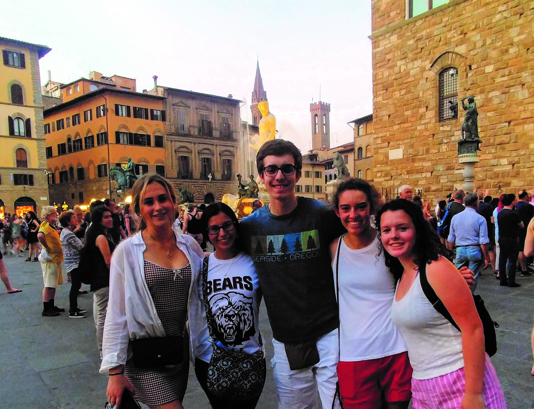 Summer Program - Italian | Pre-College at CET Florence: Intensive Italian Language