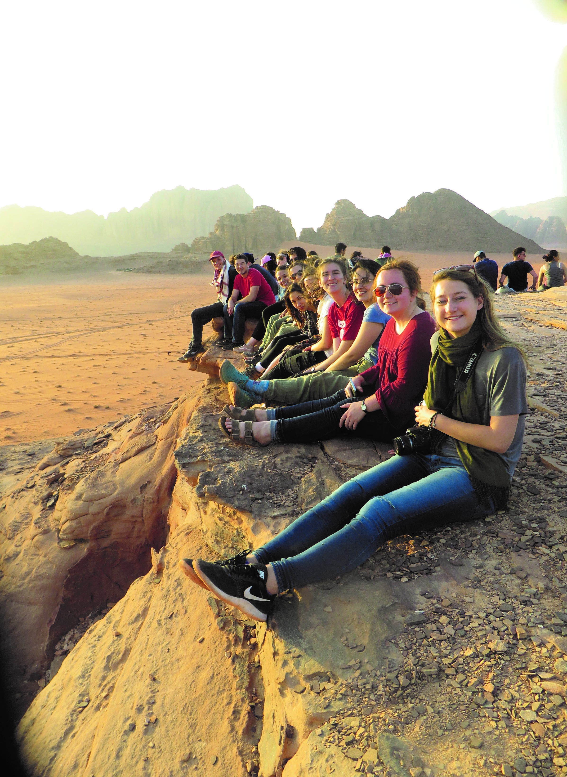 Summer Program - Group Travel | Pre-College at CET Jordan: Jordanian Youth Culture and Civic Engagement